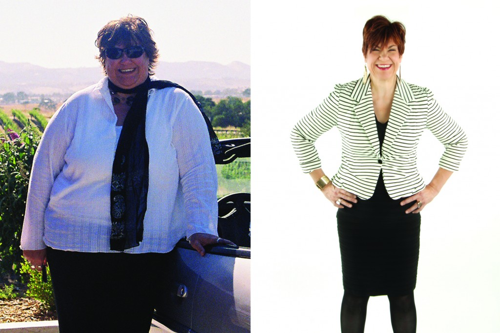 Lori Schaefer - Before & After -200+ lbs