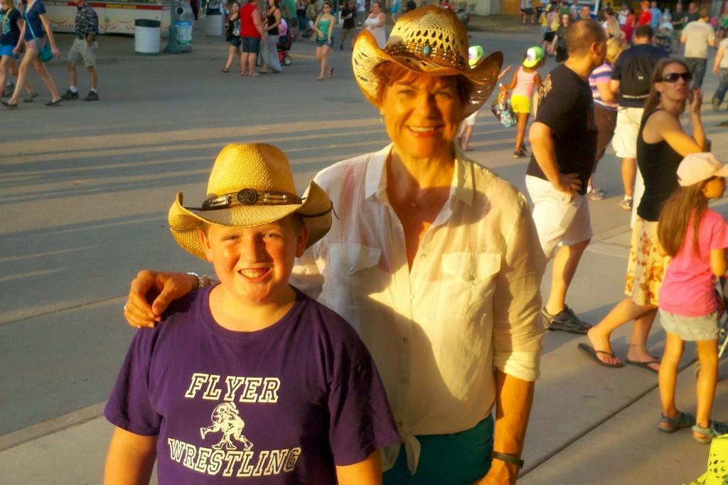 LoriandJacob-Cowboyhats
