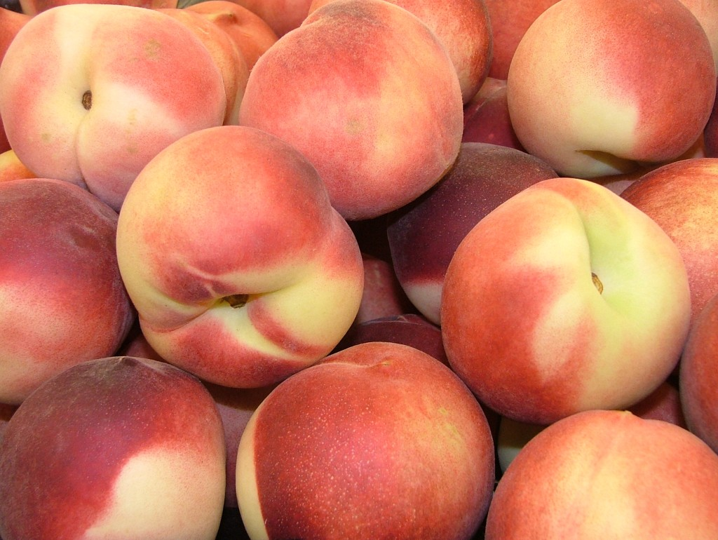 I love peaches