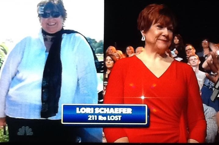 Sharing my story on NBC's The Biggest Loser