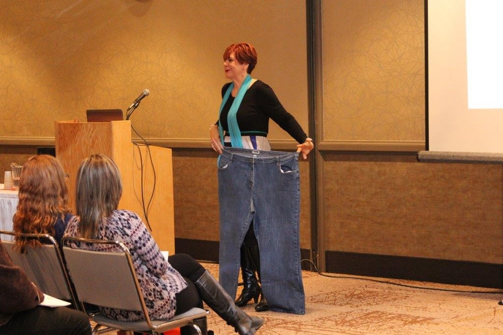 Lori Schaefer-Big Pants, Duluth Women's Expo