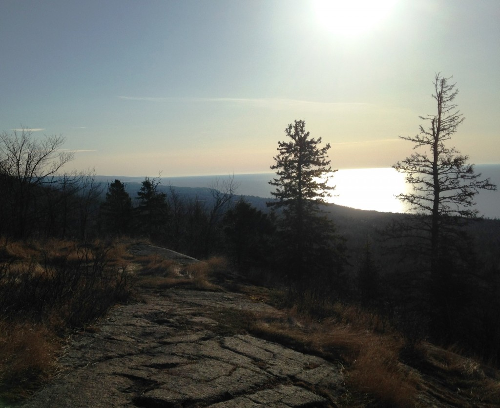 Oberg Mountain April 2015