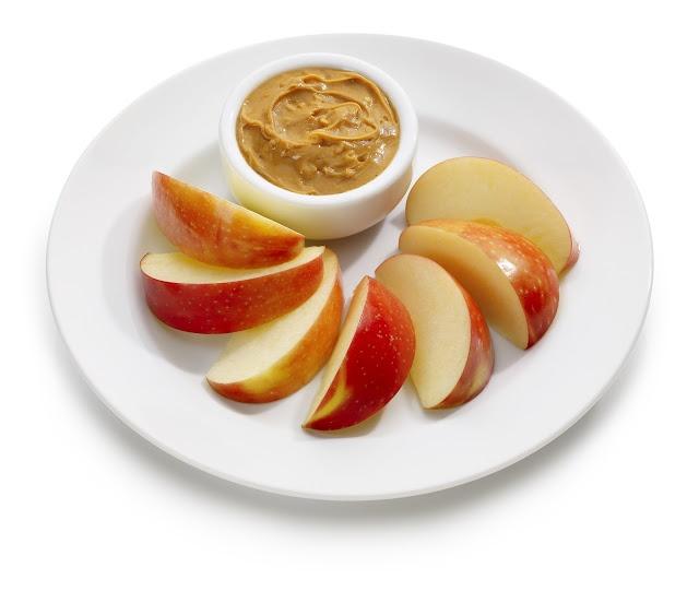 applewpeanutbutter-snack