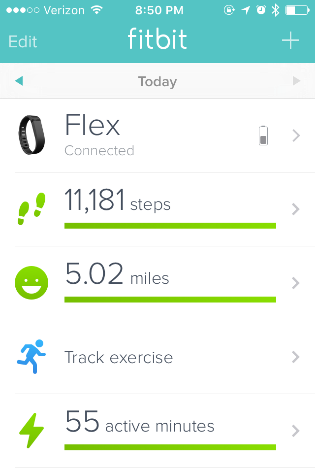 fitbitsteps-monday
