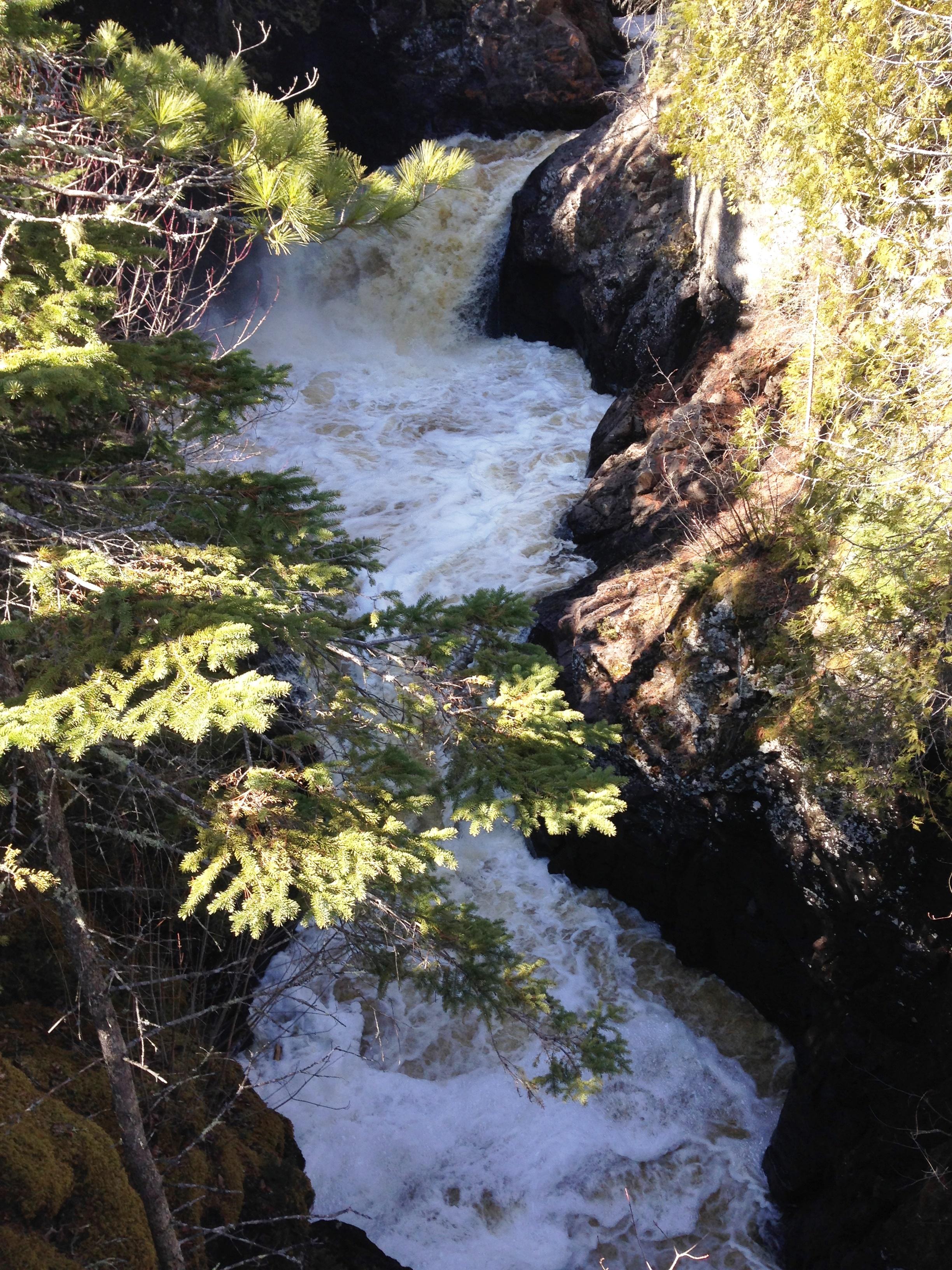 Cascade-hike