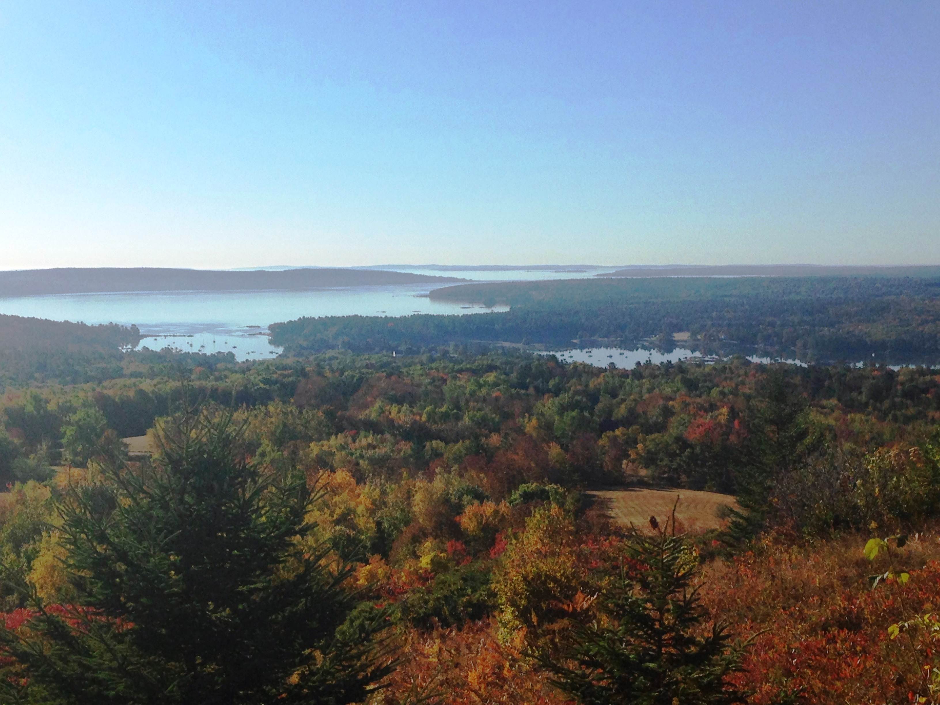 Blue Hill Mountain - Fall 2016