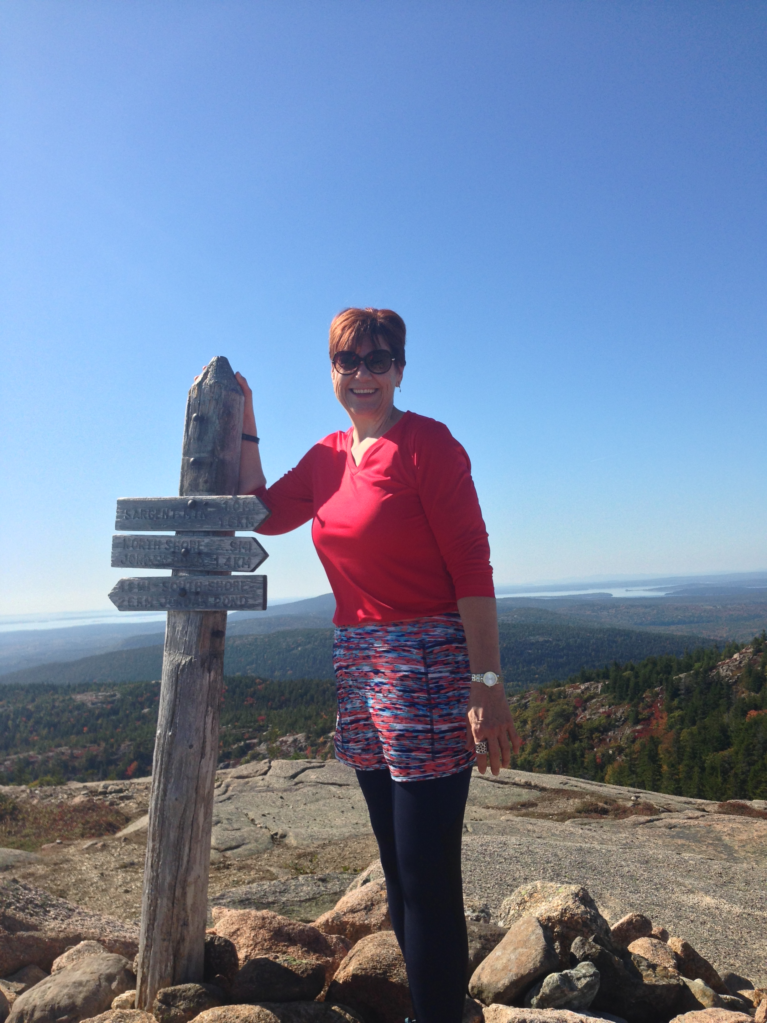 Penobscot Summit - Fall 2016