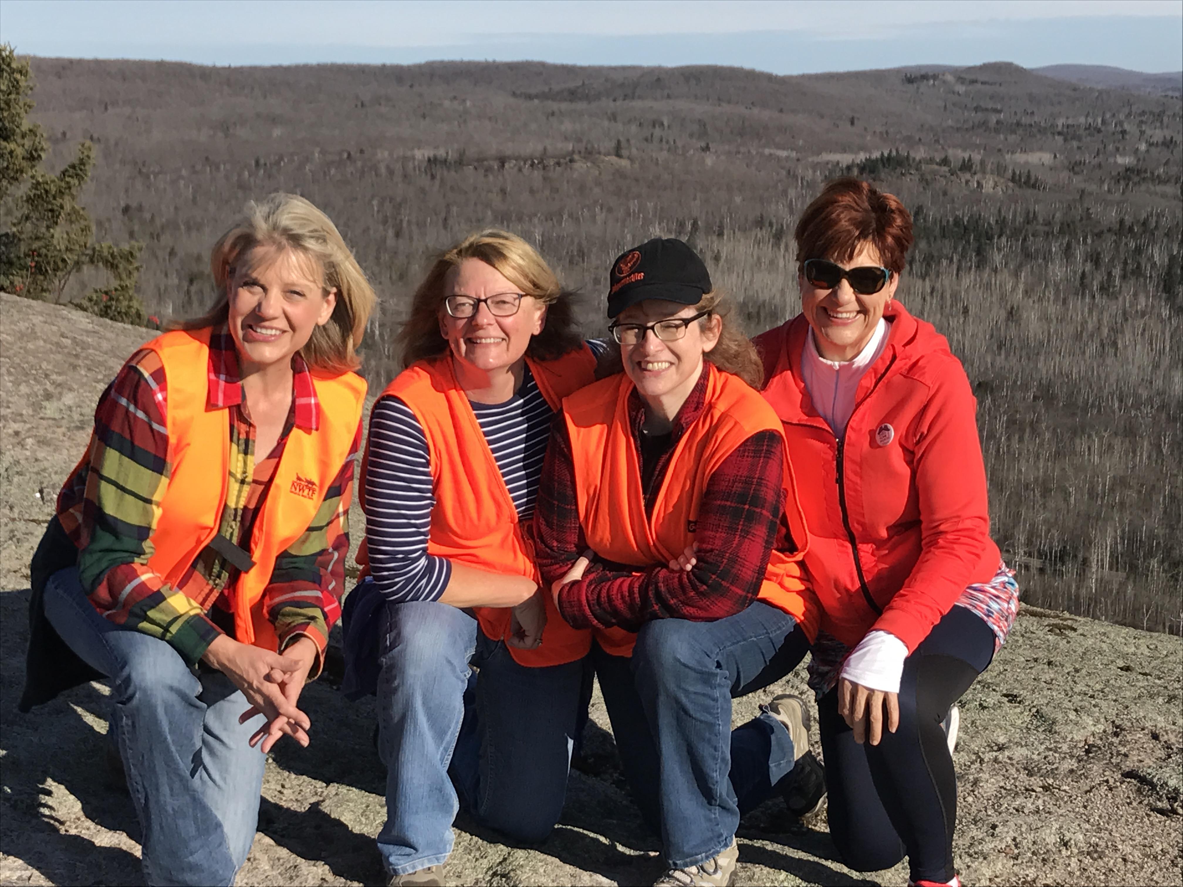 Girls Gone North Hike to Carlton Peak