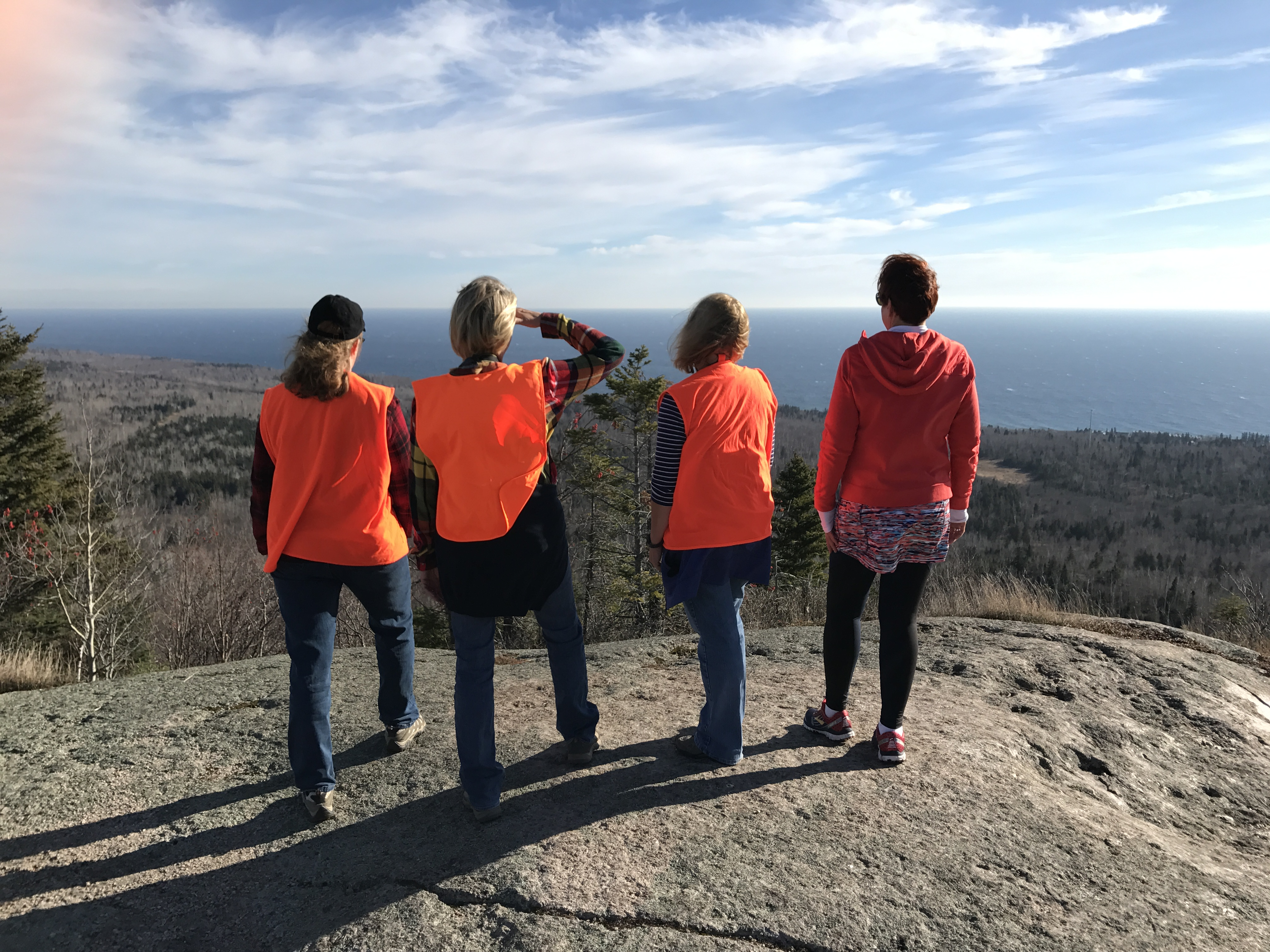 Girls Gone North 2016 - Hike