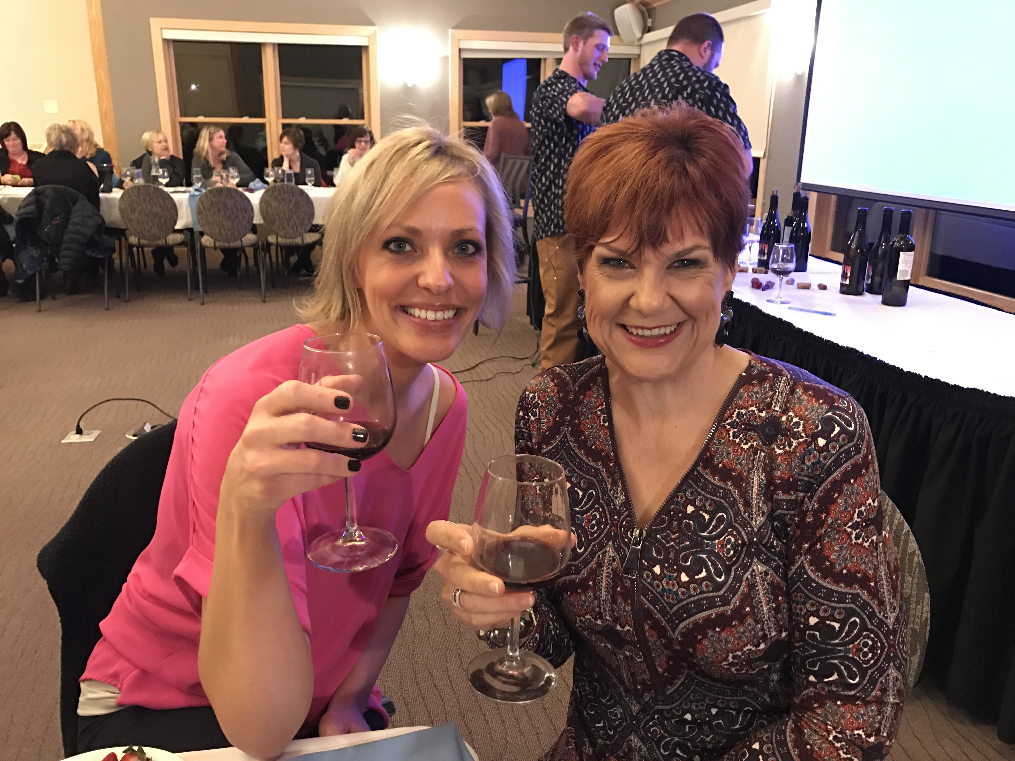 Girls Gone North Wine Tasting - 2016